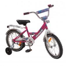 Велосипед 2-х колесный 16  MARS С1601 C КОРЗИНОЙ